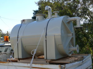 poly tank fabrication